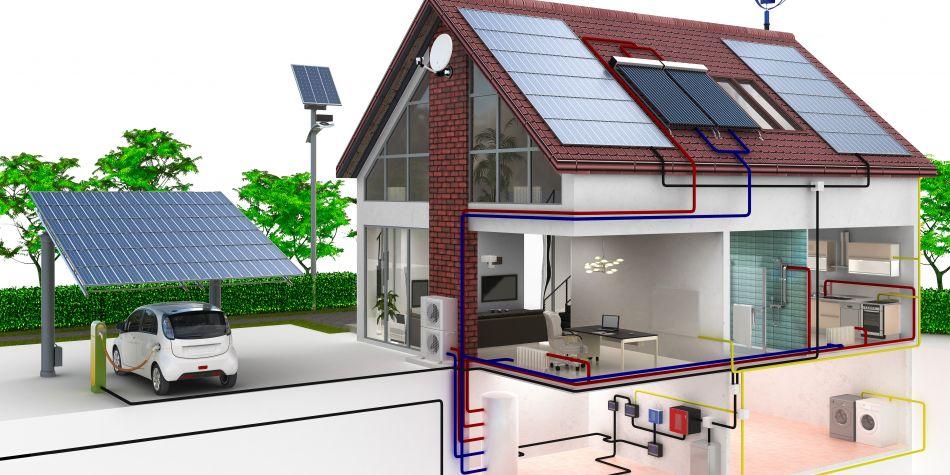 energie solaire passive le guide pour r ussir votre co construction. Black Bedroom Furniture Sets. Home Design Ideas