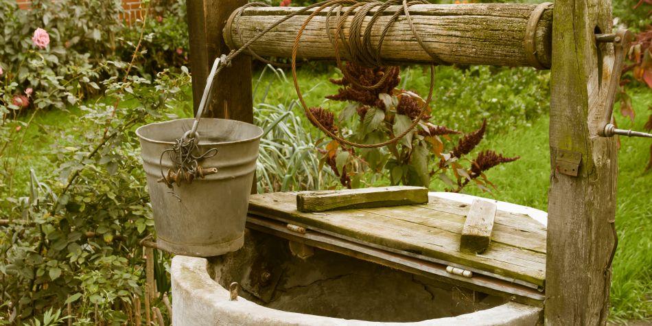 Un Puits Dans Son Jardin Pour Limiter Sa Facture DEau   Ecofoyer